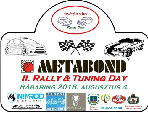 II.METABOND Rally & Tuning Day